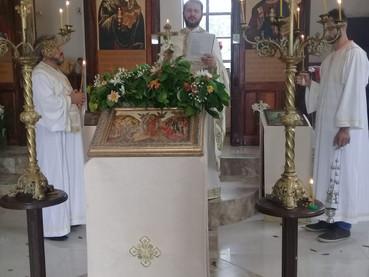 Васкрсење Христово свечано прослављено у Маћагају