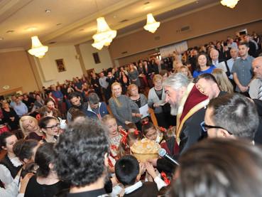 Прослава Светог Саве у Лос Анђелесу