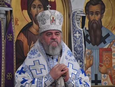El Obispo Kirilo viajó a Montenegro y mañana participará en Serbia, del Santo Concilio de Obispos