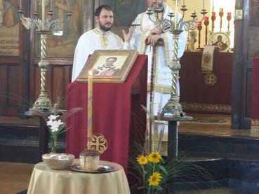 Visita de Su Eminencia Obispo Kirilo a los fieles ortodoxos en la Provincia de Chaco (Argentina) -