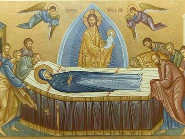 La Dormición de la Madre de Dios