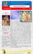 Boletín, 8vo Domingo después de Pentecostés