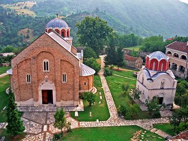 """Artículo publicado en el diario """"Novosti"""" en Serbia, sobre la Declaración de la Catedral d"""