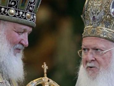 La Iglesia Ortodoxa Rusa del Patriarcado de Moscú deja de comulgar con el Patriarcado de Constantino