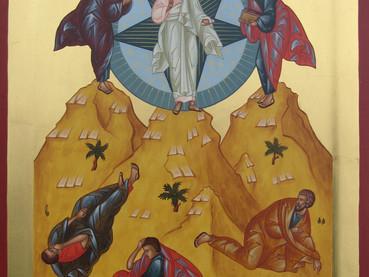 PLÁTICA SOBRE LA TRANSFIGURACIÓN DE NUESTRO SEÑOR, DIOS Y SALVADOR JESUCRISTO, por San Gregorio Pala