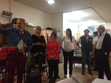 Fotos de la Inauguración del Duhovni Centar en Buenos Aires