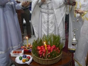Pascua en Medellín, Colombia