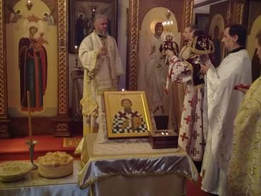 San Sava se celebró festivamente en Buenos Aires