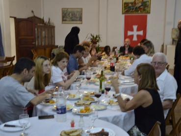 Celebración de Año Nuevo Ortodoxo en Buenos Aires