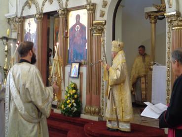 Celebración de 100 años de Presencia de la Iglesia Ortodoxa de Antioquia en Chile