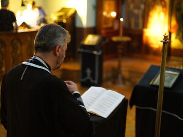 Прва недеља Великог поста у парохији Светог Николаја Жичког у Сантјагу де Чиле