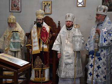 Celebración de San Basilio de Ostrog - 350 años de su reposo en el Señor