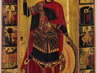 6 de Mayo - Santo Gran Mártir Jorge el Victorioso