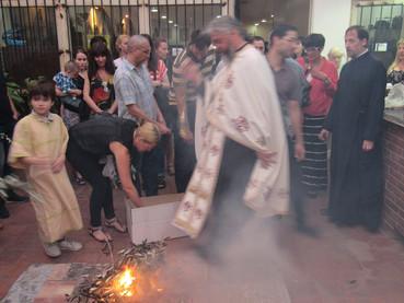 CELEBRACIÒN DE BADNJE VECE Y NAVIDAD EN BUENOS AIRES