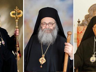 Declaración de los Patriarcados de Antioquía y todo el Oriente de los ortodoxos griegos, los ortodox