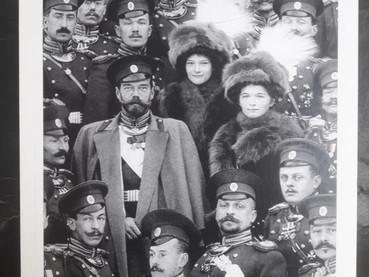 En Buenos Aires se llevó a cabo la Exposición fotográfica sobre la Familia Imperial Rusa, en el marc