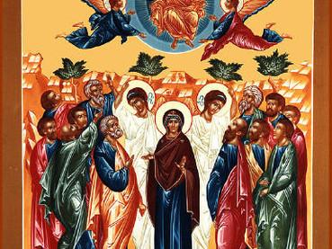La Ascensión a los cielos de Nuestro Señor Jesucristo