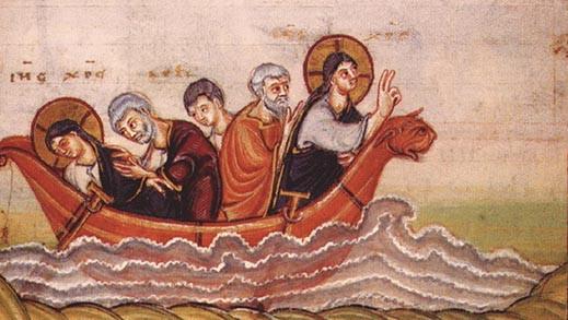 Nuestro Señor y Salvador Jesús Cristo es quien lleva la barca de nuestra fe ortodoxa