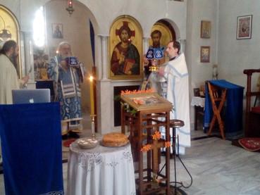 Se celebró la Slava de la Catedral de la Natividad de la Virgen