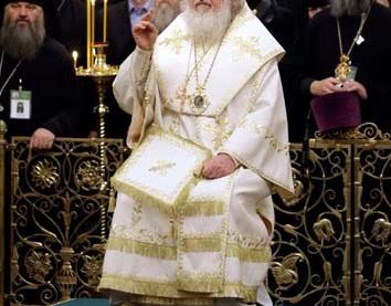 "El Patriarca Kirill de Rusia dijo: ""El Metropolita de Montenegro Vladika Amfilohije lucha por la Ort"
