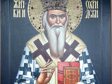San Nikolaj Velimirovich, el Crisóstomo Serbio