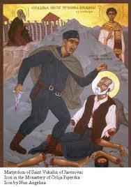 Santos 700.000 mártires de Jasenovac