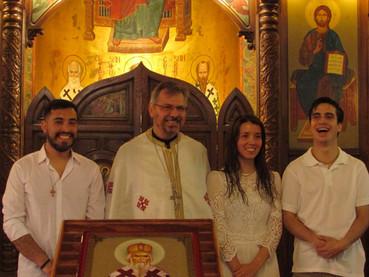Aprendiendo a amar de Dios en la ortodoxia