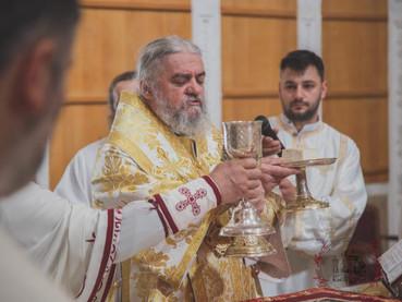 Obispo Kirilo acerca de San Juan Evangelista y el 15vo aniversario de Independencia de Montenegro