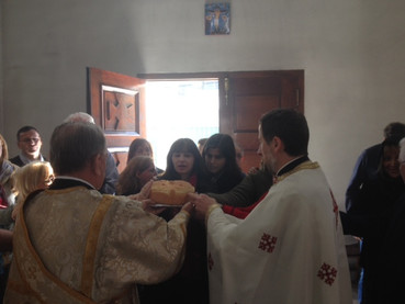 Fiesta Parroquial de la Catedral de la Natividad de la Virgen