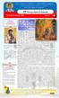 Boletín, Domingo 25 después de Pentecostés