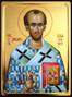 Nuestro Padre entre los Santos, Juan Crisóstomo, Arzobispo de Constantinopla