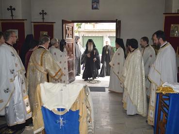 Solemne Liturgia Conciliar de la Diócesis de Buenos Aires, Sur y Centro América de la Iglesia Ortodo