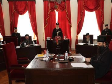 Comunicados del Concilio de Obispos de la Iglesia Ortodoxa Serbia respecto a Kosovo y Metojia, y tam