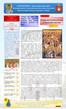 Boletín, Domingo de los Ancestros de Nuestro Señor Jesús Cristo