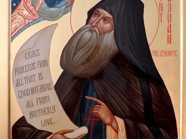 """San Siluan: """"Pedir a Dios, para no equivocar el camino"""""""