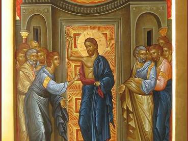 Oraciones y lecturas  para hoy Domingo de Santo Tomás