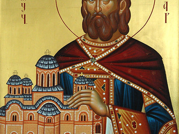 Santo Gran Mártir Lázaro – VIDOVDAN