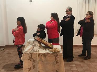 En la Parroquia San Pedro II Njegos, en Gral. Madariaga, dos mayores y tres niños recibieron el Sacr