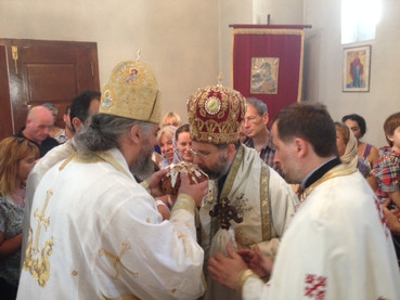 San Sava fue conmemorado festivamente en Buenos Aires