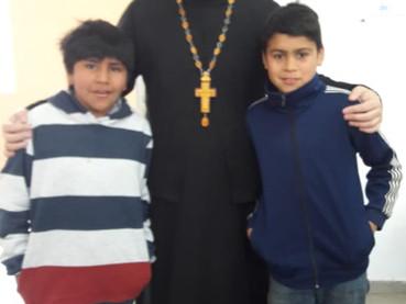 La parroquia San Miguel Arcangel en Venado Tuerto organizó colecta y donación de juguetes a niños de