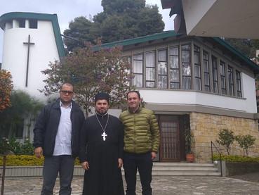 Nuevos fieles Ortodoxos en Colombia