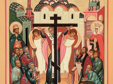 Exaltación de la Preciosa y Vivificadora Cruz