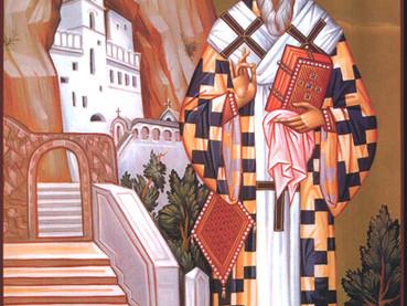 La Vida de San Basilio de Ostrog