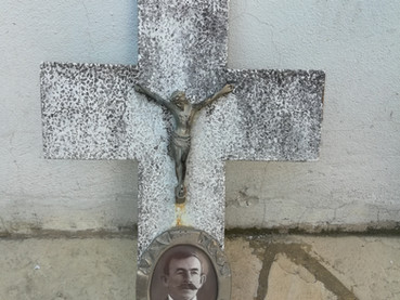 Sacerdote de Montenegro pudo exhumar los restos de su abuelo fallecido en Argentina y llevarlos a Mo