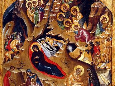 Los Oficios durante el tiempo de Navidad