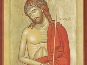 El Lunes, Martes y Miércoles Santos, oficio de Cristo el Novio de la Iglesia