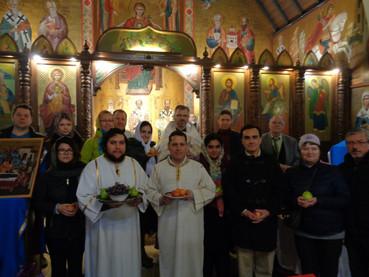 Преображење Господње 2018. у Чилеју