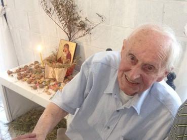 Falleció en el Señor el siervo de Dios Mitar Gvozdenovich