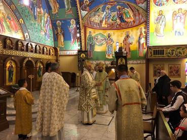Vicar Bishop of South America Visits Phoenix, Arizona