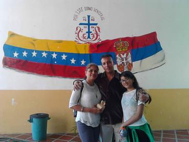 Nuevos fieles Ortodoxos en Venezuela